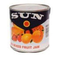 Sun Mixed Fruit Jam 900g